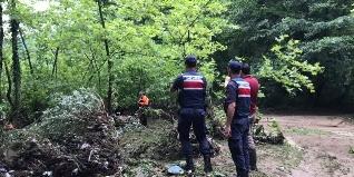Hasankadı beldesinde sel suyuna kapılarak kaybolan Isa Akgün'ün cansız bedenine ulaşıldı