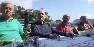 Amasra Belediye Başkanı Recai Çakır Basın mensuplarıyla kahvaltı programında biraraya geldi.